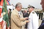 Cerimônia da Imposição da Medalha da Vitória e comemoração do Dia da Vitória, no Monumento Nacional aos Mortos da 2ª Guerra Mundial (26885905036).jpg