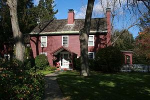 Chamberlain-Flagg House - Image: Chamberlain Flagg House Worcester MA