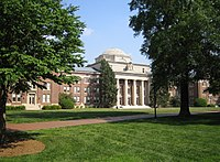 Chambers Building, Davidson College (Davidson, North Carolina).jpg
