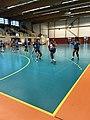 Championnat de France féminin de handball U18 - ENTENTE PAYS DE L'AIN vs LA MOTTE-SERVOLEX (2017-11-12) - 16.JPG