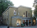 Chapel to Duke of York's Headquarters 03.JPG