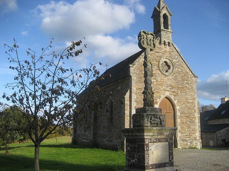Chapelle Saint-Marc et calvaire Saint-Marc: XVe siècle