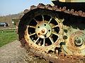 Char Tigre de Vimoutiers 2012-02 tank track 7.JPG
