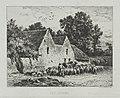 Charles-Émile Jacque - A Farmhouse - 1921.1464 - Cleveland Museum of Art.jpg
