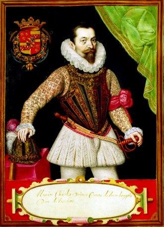Charles de Ligne, 2nd Prince of Arenberg - Charles de Ligne, 2nd Prince of Arenberg