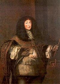 Charles Emmanuel II of Savoy - Venaria Reale.jpg