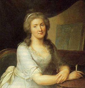 Charlotte von Kalb - Charlotte von Kalb by Johann Heinrich Schmidt