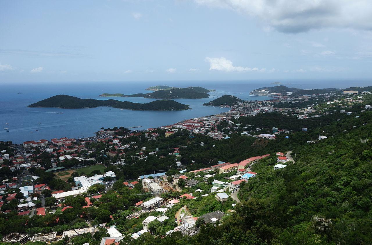 Ottawa To St Thomas Virgin Islands
