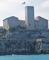 Chateau grimaldi musee picasso Antibes.JPG