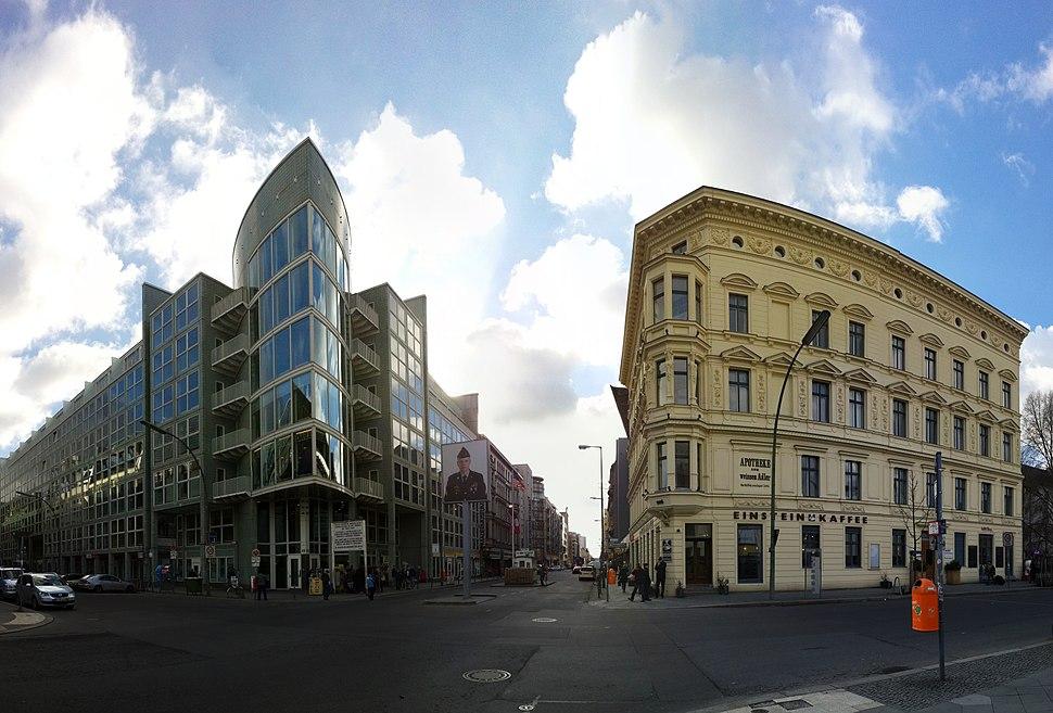 CheckPointCharlie Berlin 2011