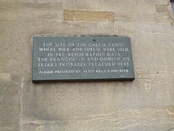 Photo of Stone plaque number 7599