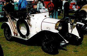 Chenard-Walcker - Chenard-Walcker T2 1913