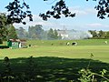 Cheriton Fitzpaine Cricket Club field - geograph.org.uk - 990567.jpg