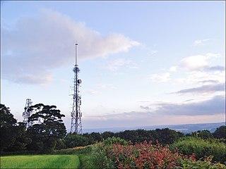 Chesterfield transmitting station