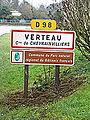 Chevrainvilliers-FR-77-Verteau-panneau d'agglomération-01.jpg