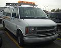 Chevrolet Express Van (Transports Quebec).JPG