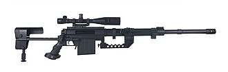 Anti-materiel rifle - This is the CheyTac Intervention