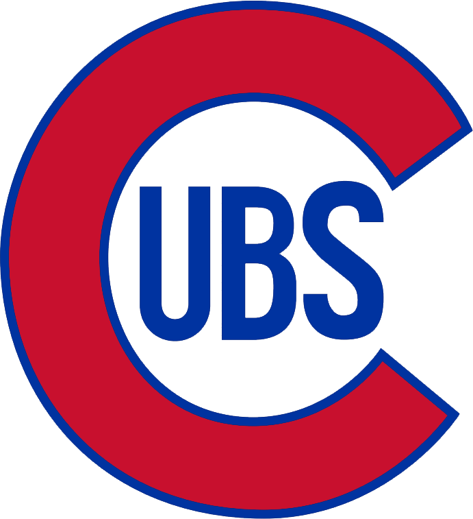 Chicago Cubs logo 1937 to 1940