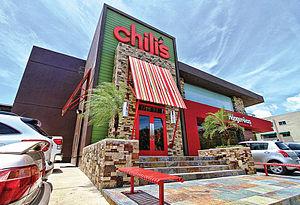 Chili's - Image: Chilis Santiago