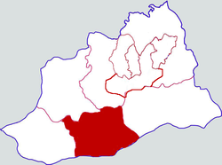 Wen County in Jiaozuo