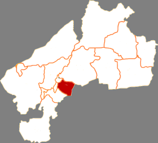 Tiefeng District District in Heilongjiang, Peoples Republic of China