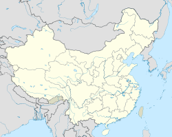 Jinan is located in China