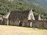 Choquequirao Archaeological site - house.jpg