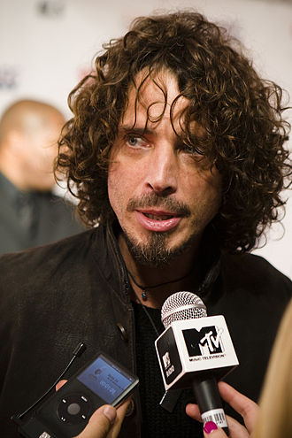 Chris Cornell - Cornell in 2009