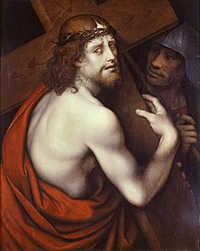 Christ Carrying the Cross - Giovan Pietro Rizzoli detto il Giampietrino - Google Cultural Institute.jpg
