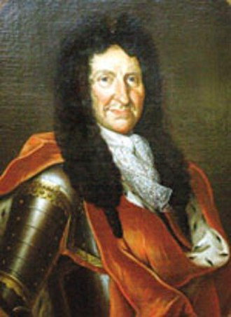 Christian Augustus, Count Palatine of Sulzbach - Image: Christian August Pfalz Sulz
