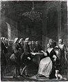Christoffel Bisschop - Anno 1758. Een delegatie kooplieden bezoekt de gouvernante - SA 5125 - Amsterdam Museum.jpg
