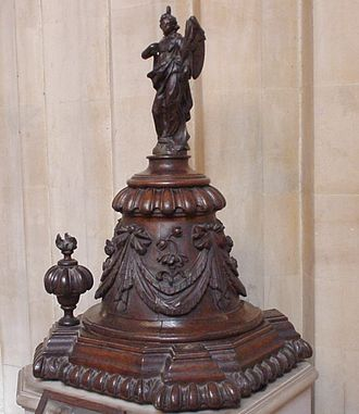 Christ Church Greyfriars - Christ Church Font Cover