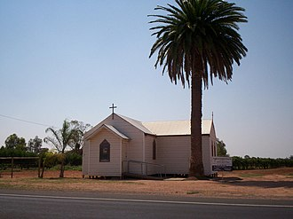 Birdwoodton, Victoria - The Anglican Catholic church in Birdwoodton