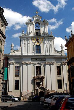 Church of Transfiguration, Kraków.jpg