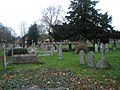 Churchyard at St Peter and St Paul - geograph.org.uk - 615868.jpg