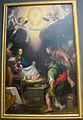 Cigoli, adorazione dei pastori con s. caterina d'alessandria, 1599, 01.JPG