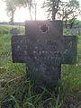 Cimitirul ostaşilor români şi germani (1916-1919) - piatră funerară.JPG
