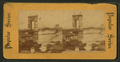 Cincinnati & Covington suspension bridge, from Robert N. Dennis collection of stereoscopic views.png