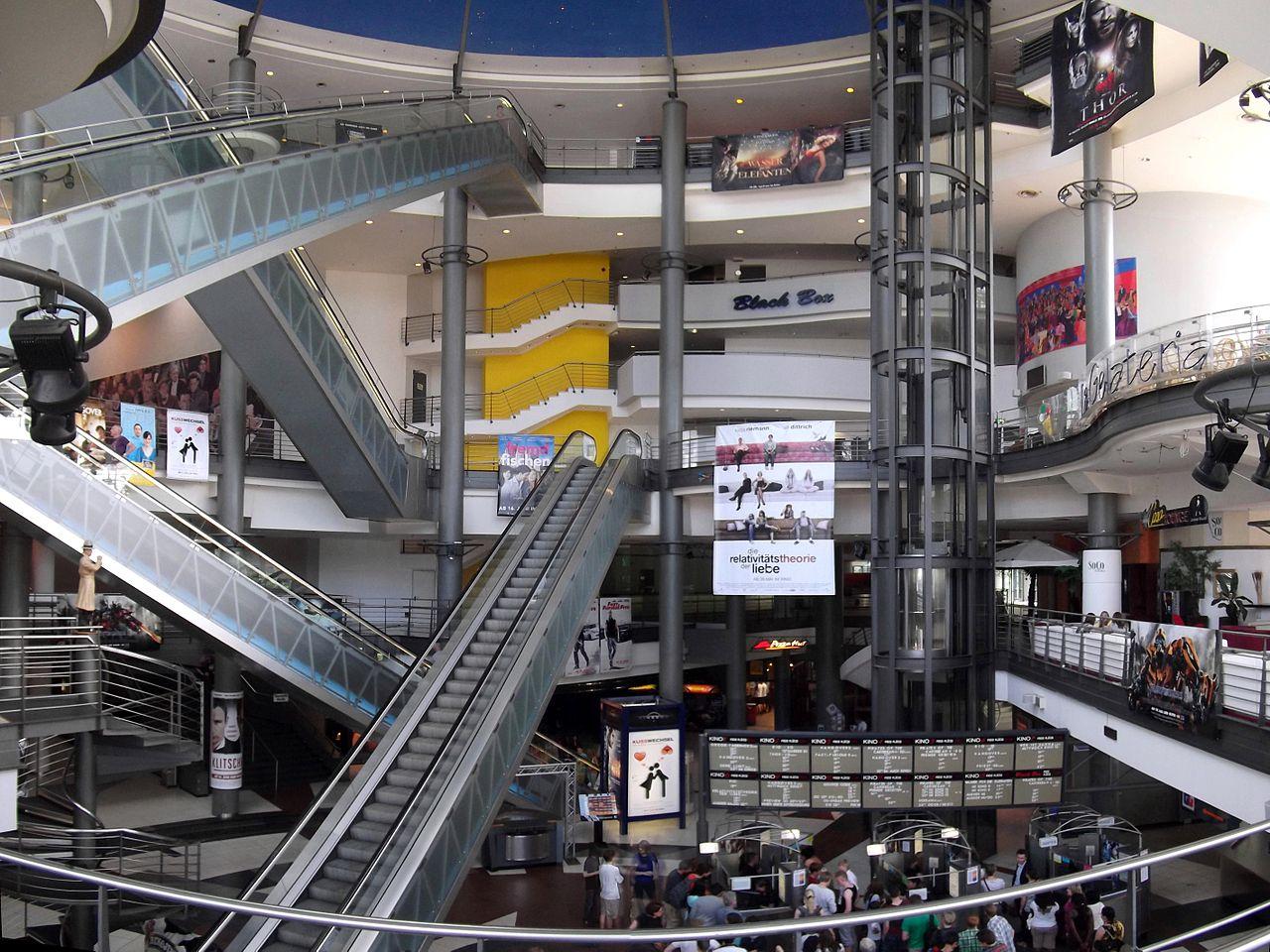 Kino Köln Cinedom