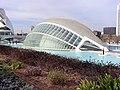 City Of Arts ^ Sciences Valencia Spain - panoramio (4).jpg