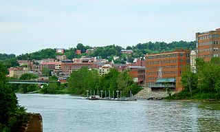 Morgantown, West Virginia City in West Virginia, United States