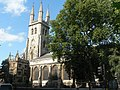 City parish churches - Holy Sepulchre without Newgate - geograph.org.uk - 559797.jpg