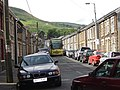 Classic Valleys terraces - with vehicles - geograph.org.uk - 475418.jpg