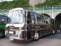 Classique Coaches coach (UUF 329J), Brighton & Hove bus company 75th anniversary rally.jpg