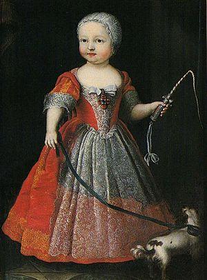 Prince Vittorio Amedeo Theodore of Savoy