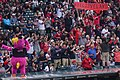 Cleveland Indians 22nd Consecutive Win (36457451593).jpg