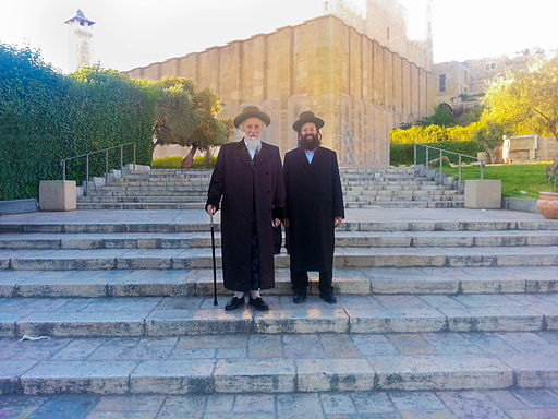 Clevelander Rebbe and Yosef Yehudah Sherman