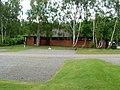 Clumber Park Caravan Club Site - Facilities Block - geograph.org.uk - 863175.jpg