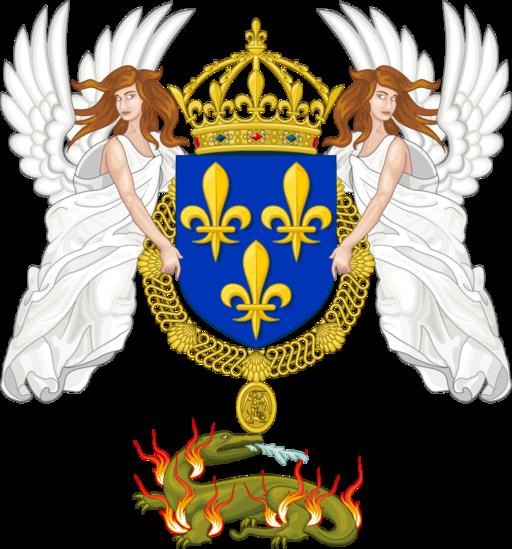 CoA François Ier de Valois