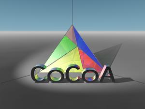 CoCoA - Image: Co Co A.4 Logo